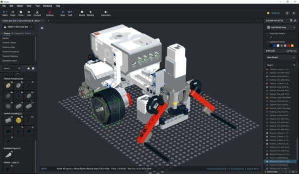 Studio 2.0 LEGO Mindstorms EV3