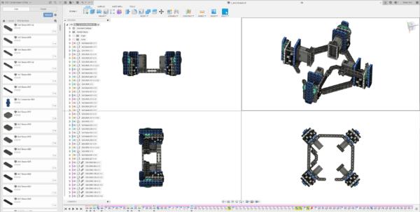 Autodesk Fusion 360 with VEX IQ